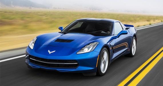 Win a 2016 Corvette Stingray & Trip to Daytona