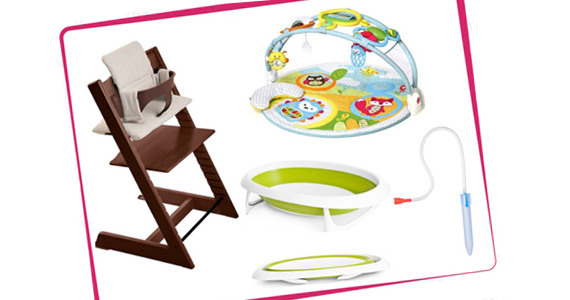 Win a Baby Gear Prize Pack