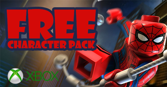 Free Spider-Man Character Pack For LEGO Avengers