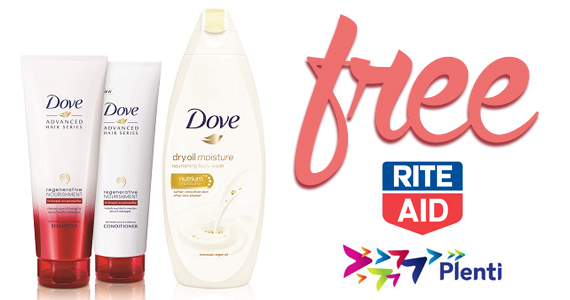 Free Dove Samples For RiteAid Shoppers