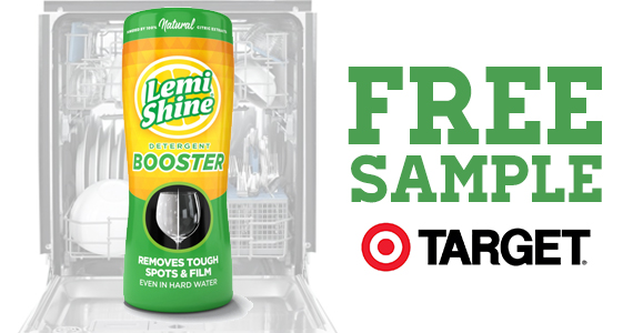 Free Lemi Shine Detergent Booster