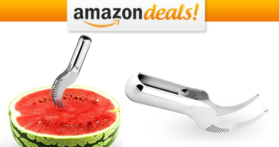 Get a Mibia Watermelon Slicer For Only $2.30!