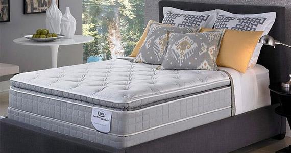 Win a Serta Perfect Sleeper Mattress