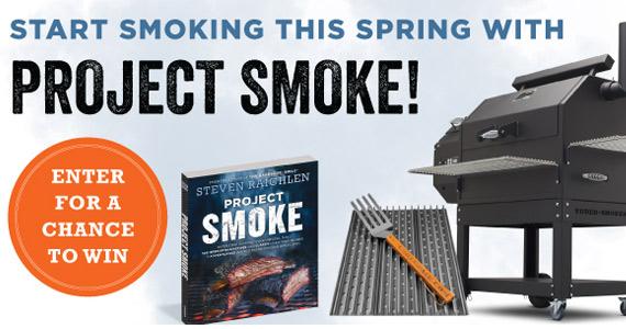 Win a Yoder Smoker