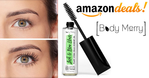 Save 58% off Body Merry Eyelash & Eyebrow Growth Serum