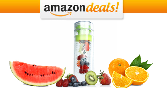 Get an AquaFusion Fruit Infuser Bottle For $8.79
