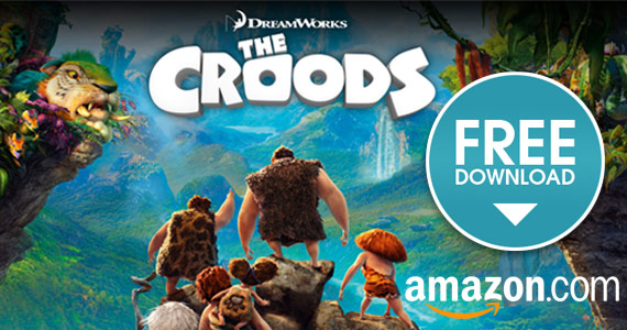 FREE The Croods HD Movie From Amazon