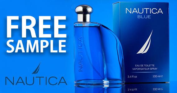 Free Sample Of Nautica Blue