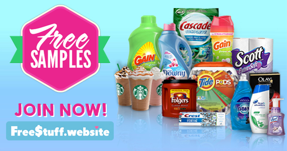 Get Free Samples From Great Brands