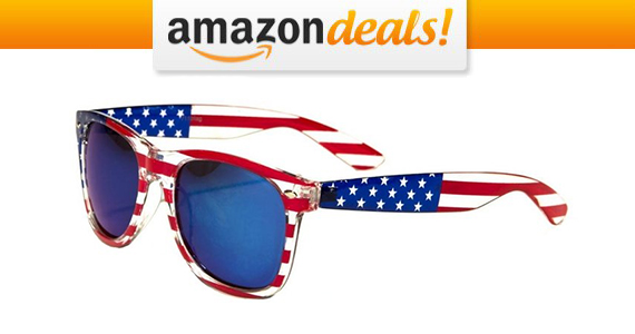 Get a Pair of American Patriot Flag Sunglasses For Only $5.95