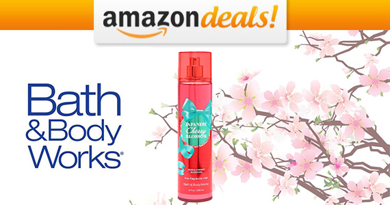 Get Bath & Body Works Japanese Cherry Blossom Mist For $7.70