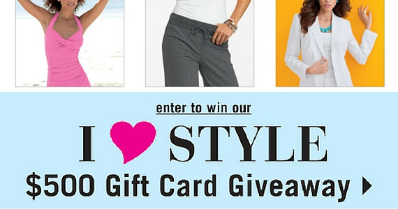 Win a $500 MetroStyle Gift Card