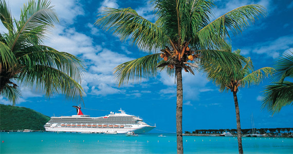 Win a Caribbean Cruise For 2