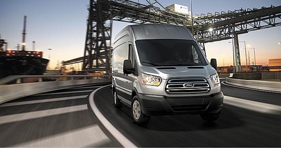 Win a 2017 Ford Transit Van & More