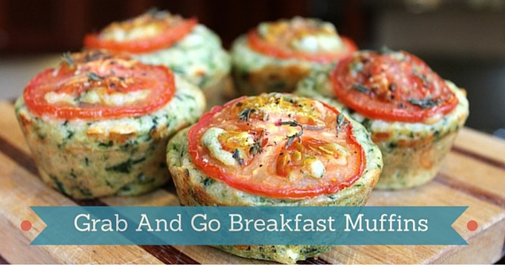 Breakfast On The Go Muffinspirations