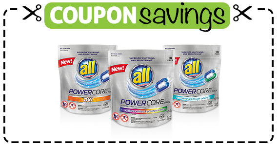 Save $1.50 off All Powercore