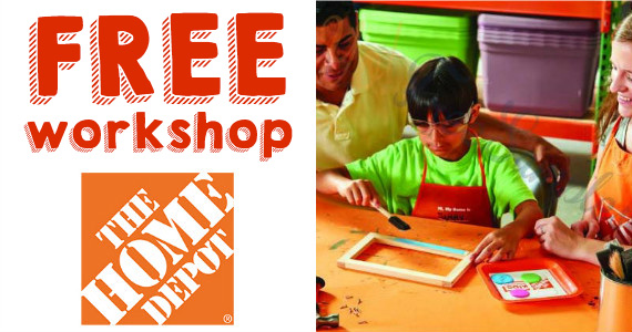 Back to School Whiteboard – Kid's Clinic At Home Depot