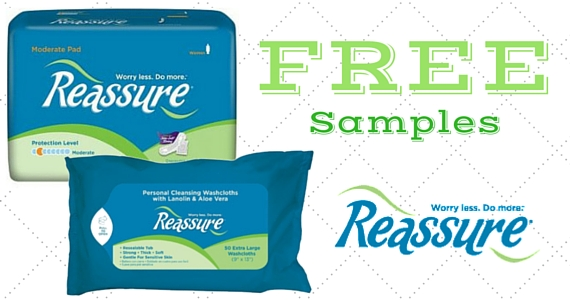 Free Sample From Reassure