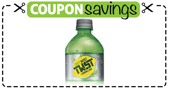 Save $1 off Mist 20oz Bottle