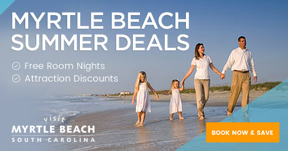 Great Summer Deals on Myrtle Beach Vacations