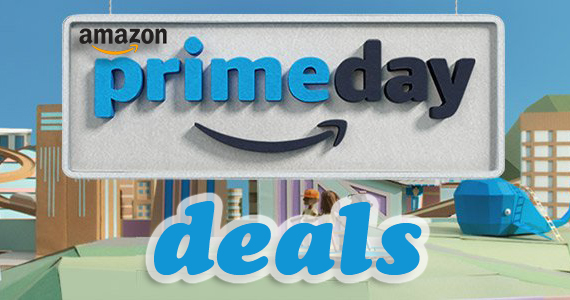 Get Great Deals During Amazon Prime Day