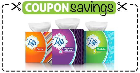 Save 25¢ off Puffs