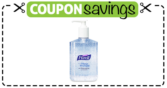 Save 75¢ off Purell