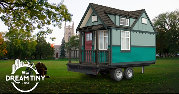 Win a Tiny House, $25,000 Cash and More