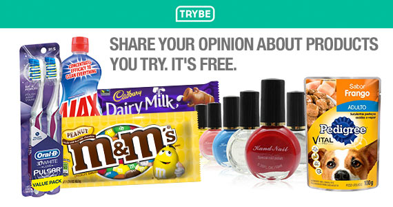 Get Real Free Samples From Trybe