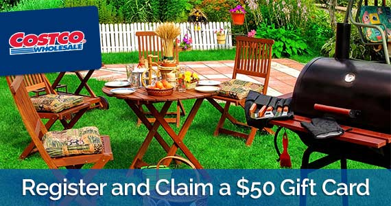 Win 1 of 5 $50 Costco Gift Cards
