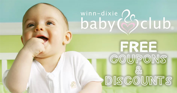 Join The Winn-Dixie Baby Club & Receive Free Products