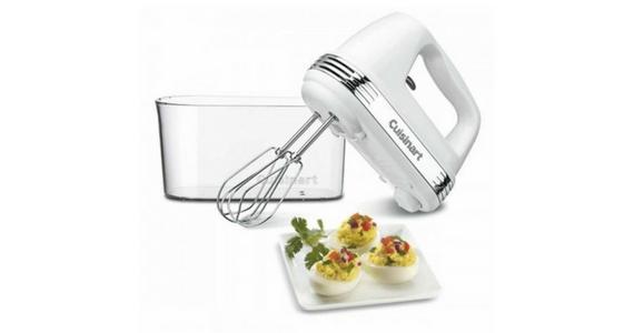 Win a Cuisinart Hand Mixer