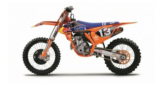 Win a Custom KTM 250 Motocross Motorcycle
