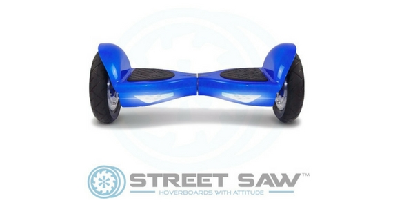 Win a DailySaw Hoverboard