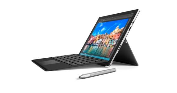 Win a Microsoft Surface Pro 4
