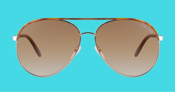 Win a Pair of Tom Ford Aviator Sunglasses
