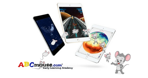 Win an iPad Mini 4 and an ABCmouse Gift Set