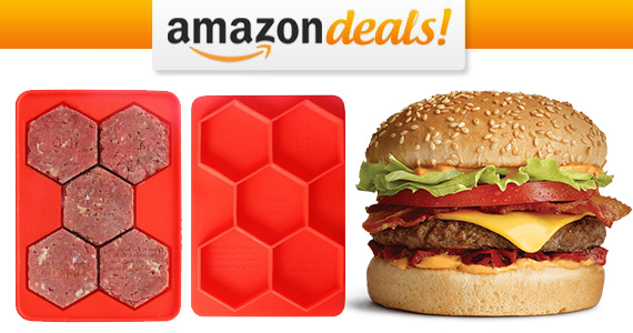 Get a Silicone Burger Press For Only $16.99