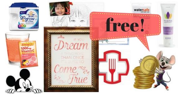 Free Sample Roundup Week of 8/15