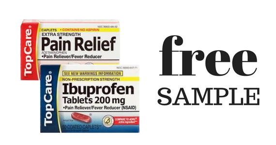 Free Ibuprofen or Pain Relief From Giant Eagle