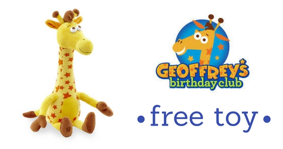 Free Geoffrey's Birthday Club Members Event