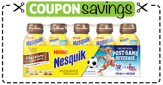 Save $1 off any NESTLE 10-pack