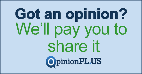 Get Paid By Opinion Plus