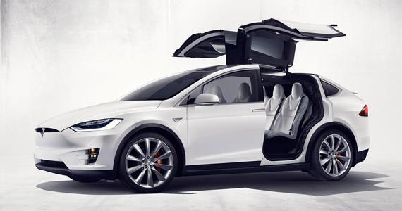Win a 2016 Tesla Model X