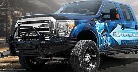 Win a Ford F250 Pickup Truck