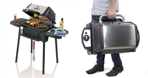 Win a Porta Chef 120 Broil King BBQ