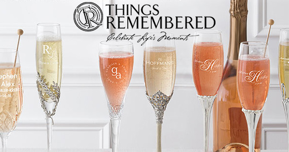 Win a Things Remembered Wedding Prize