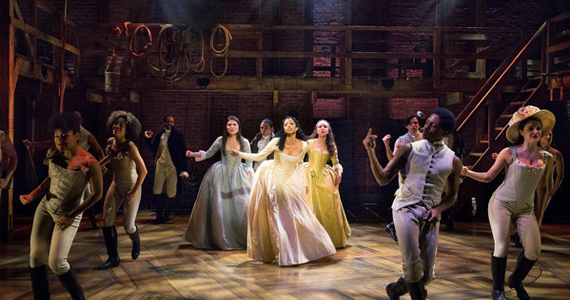 Win a Trip to NYC to See Hamilton on Broadway