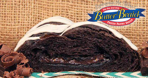 Win a Year's Supply of Butter Braid Pastries