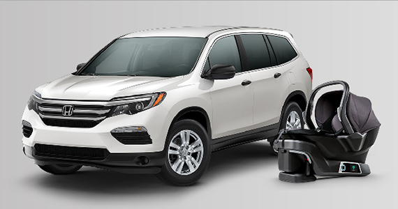 Win a Honda Pilot & More Mom Prizes